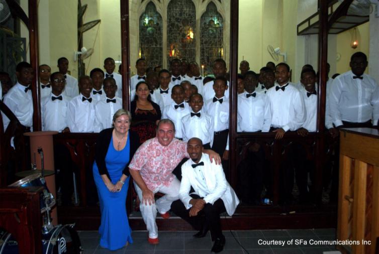 St. Leonard's Boys Choir
